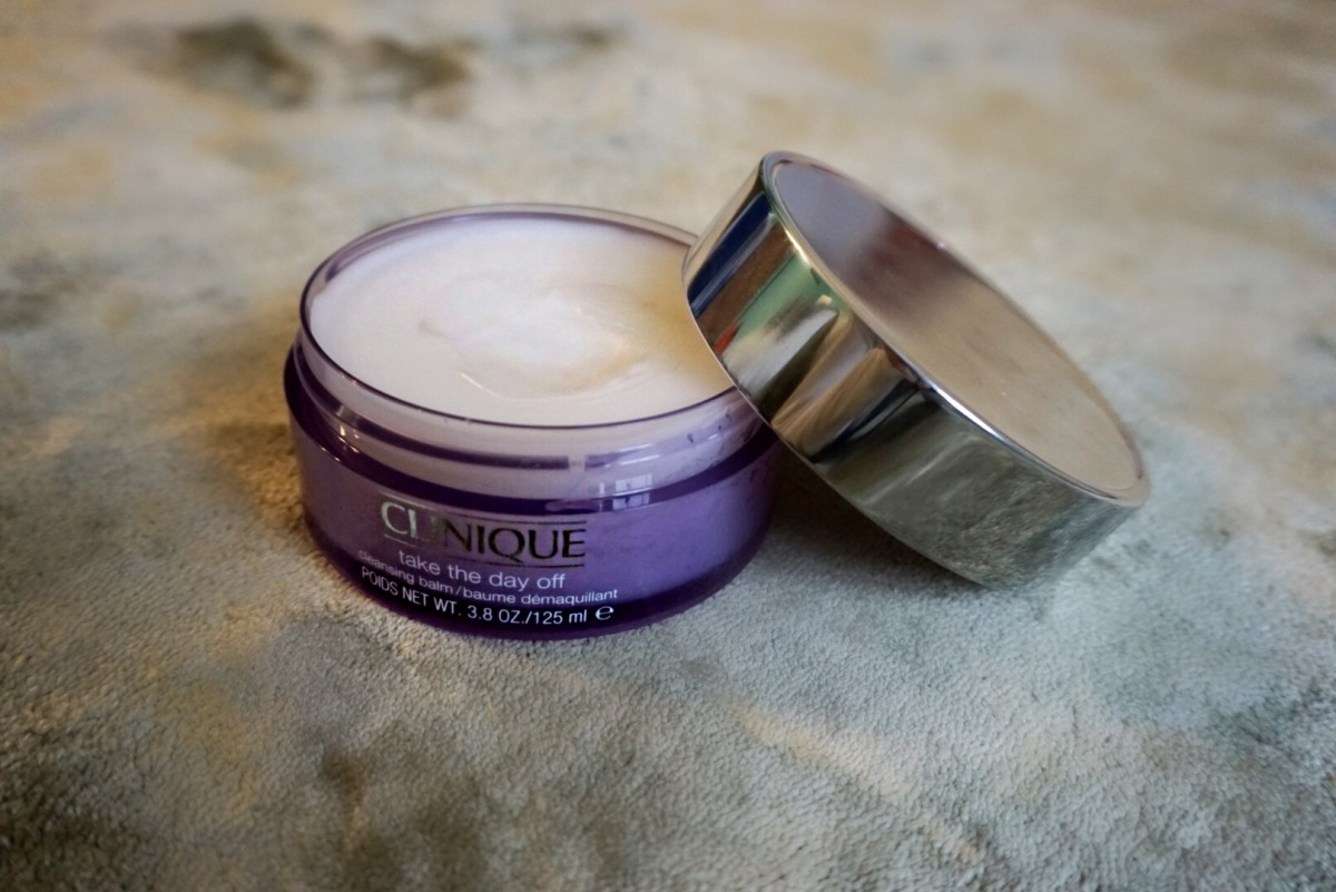 Product Review: Clinique Take the Day Off Cleansing Balm